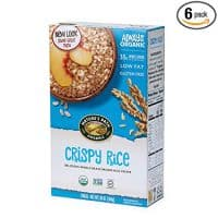 Nature's Path Organic Gluten Free Cereal, Crispy Rice