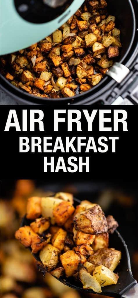 easy air fryer hash