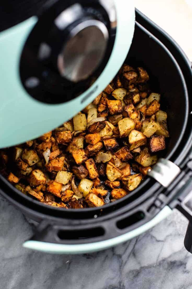 Air Fryer Breakfast Hash