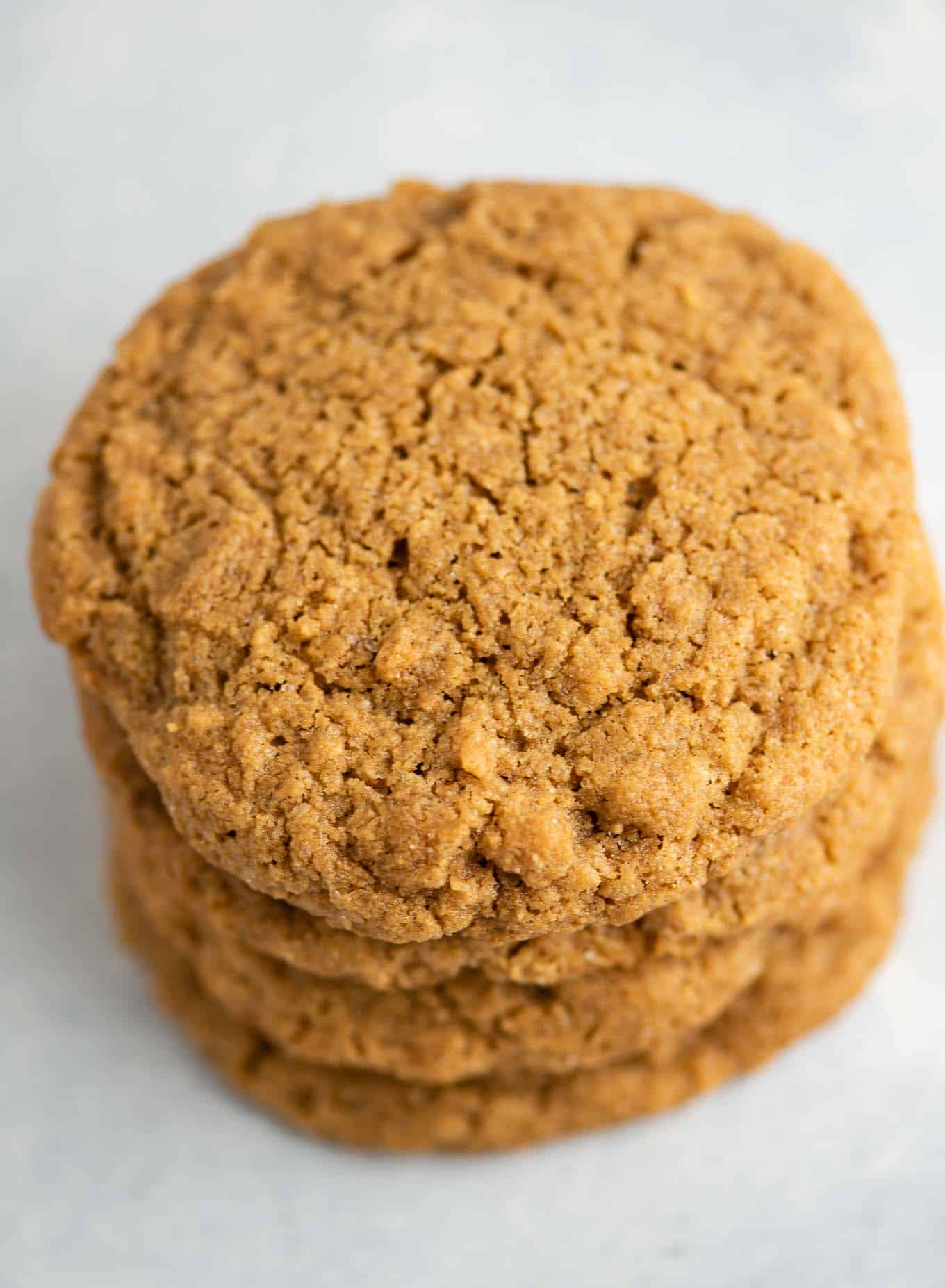 easy peanut butter cookies without flour