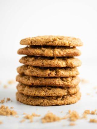 easy flourless cookies