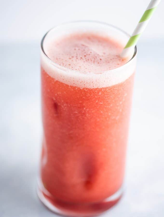 easy watermelon juice
