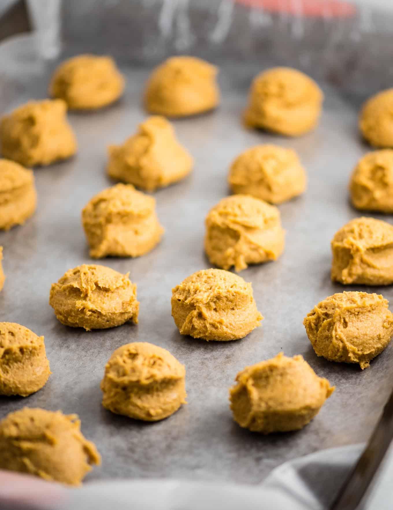 how to make pumpkin truffles