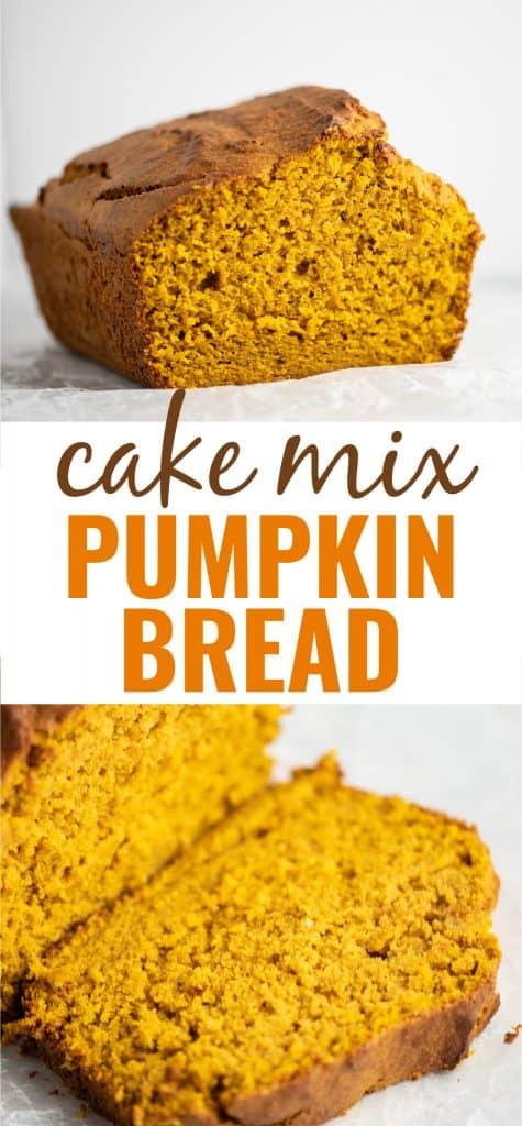 cake mix pumpkin recipes