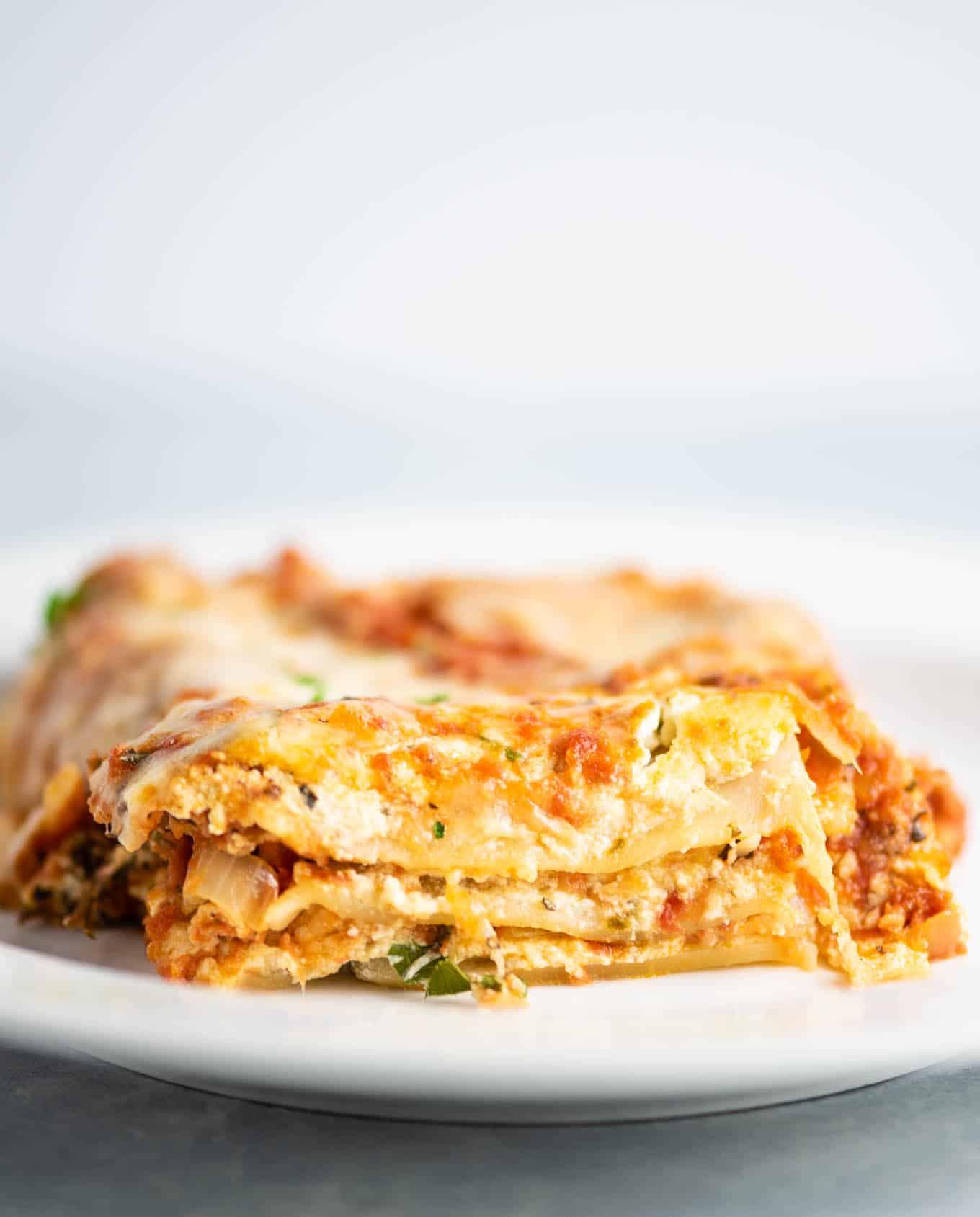 cheese lasagna recipe
