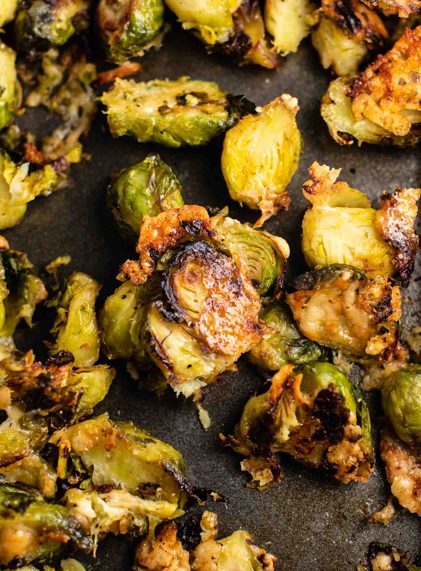 Roasted Frozen Brussels Sprouts Recipe Build Your Bite