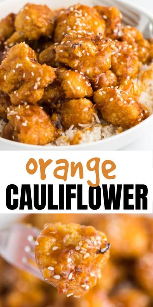 "image with text ""orange cauliflower"""
