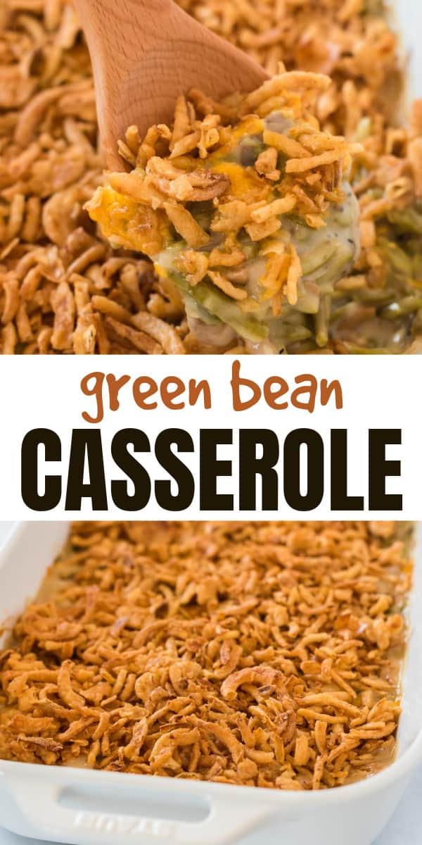 """image with text """"green bean casserole"""""""