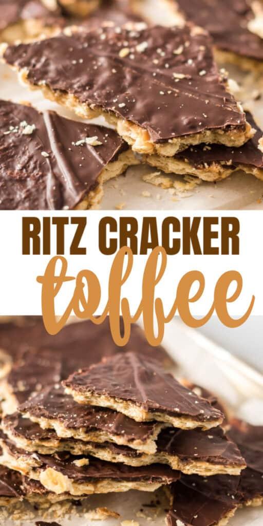 """image with text """"ritz cracker toffee"""""""