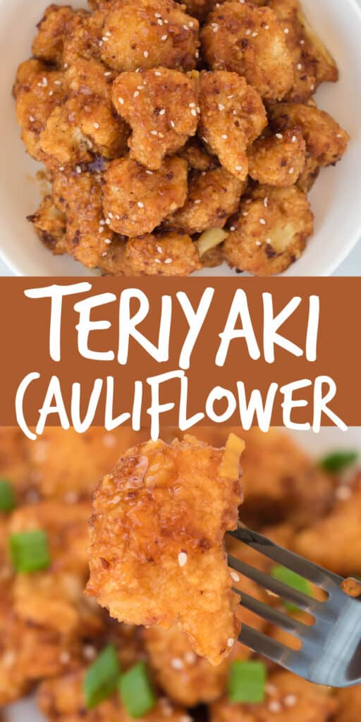 "image with text ""teriyaki cauliflower"""