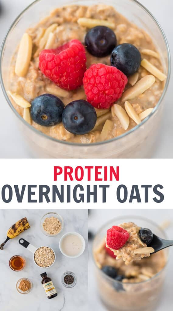 """image with text """"protein overnight oats"""""""
