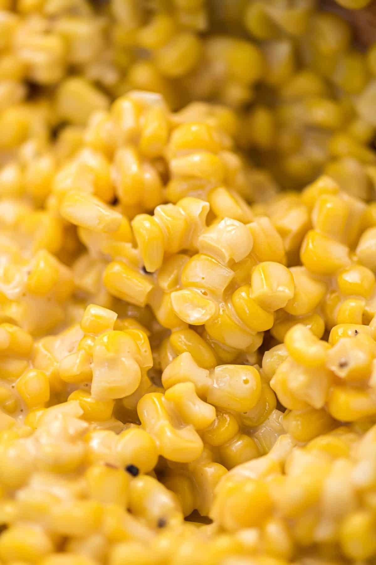 creamy honey butter corn
